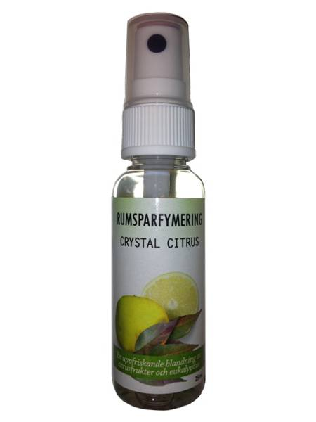 Doftspray Crystal Citrus
